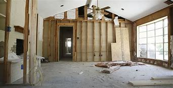 Image of an interior being renovated