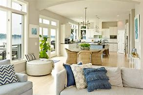 Image of a lareg open plan living space