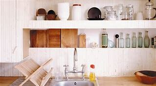 Image of a tidy kitchen worktop